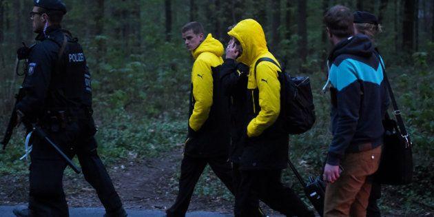 Le gardien de Dortmund, Roman Bürki, raconte les
