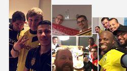 Dortmund appelle à héberger les fans de Monaco, la solidarité a fait le
