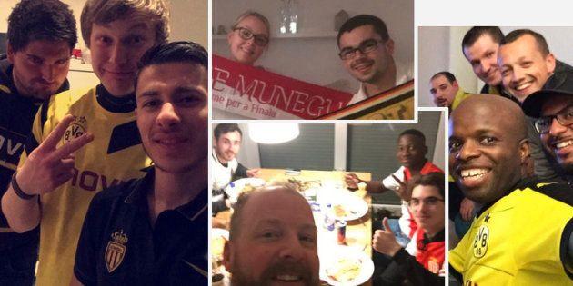 Dortmund appelle à accueillir les fans de Monaco pour la nuit, la solidarité a fait le reste
