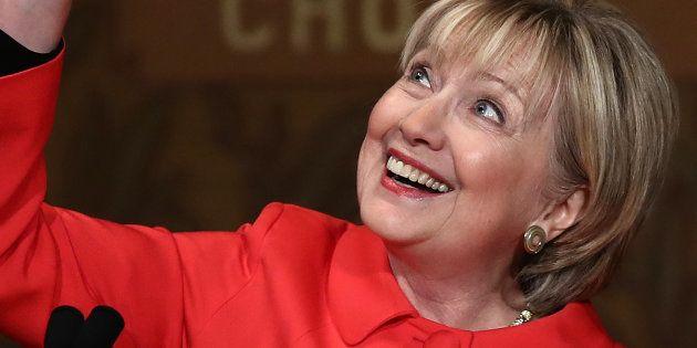 Hillary Clinton a pu compter sur le soutien de Katty Perry durant la campagne présidentielle des États-Unis...