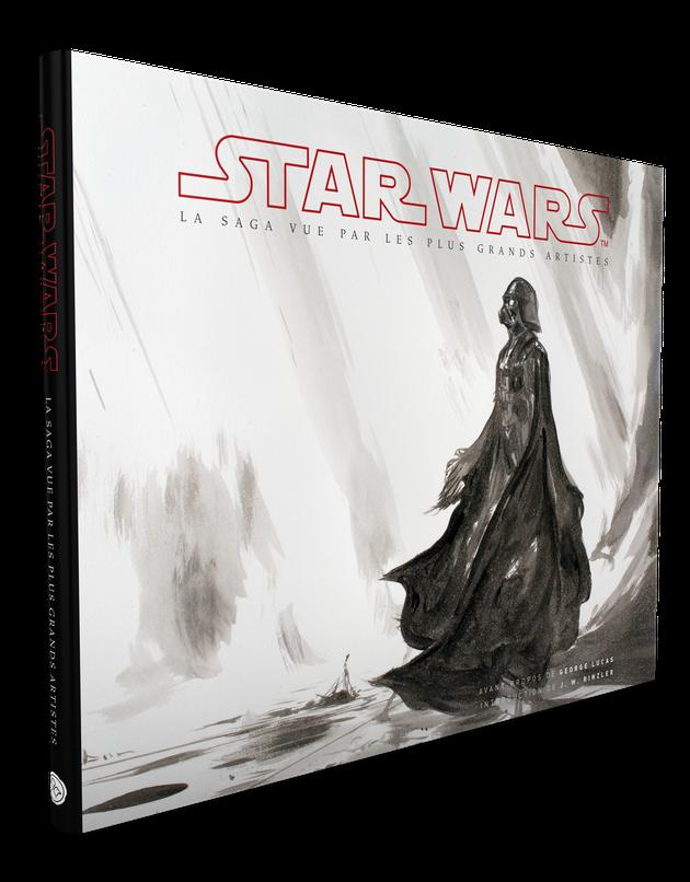 Un Hommage à Star Wars En Dessins Par Les Plus Grands
