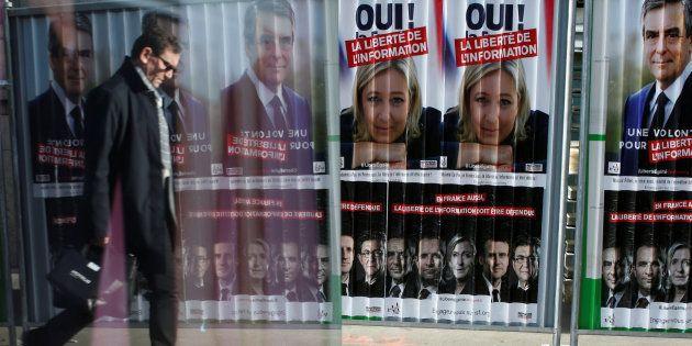 Quel que soit le futur Président, voici à quoi pourrait ressembler la France d'après. REUTERS/Gonzalo