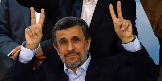 Ahmadinejad se présente à l'élection présidentielle