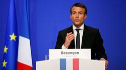 BLOG - Seul Emmanuel Macron s'adresse à la France