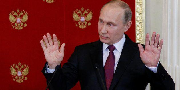 Pour Poutine, les relations russo-américaines se