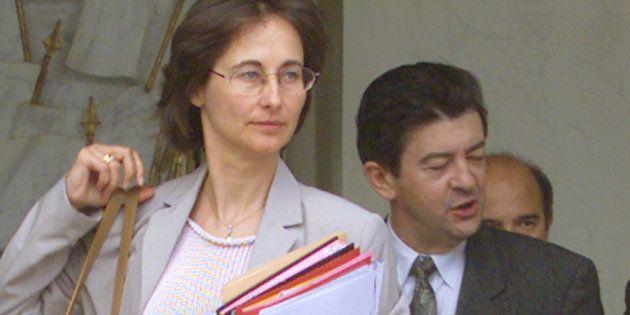 Ségolène Royal et Jean-Luc Mélenchon étaient collègues dans le gouvernement