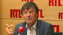Invité pour parler du glyphosate, Nicolas Hulot arborait un joli