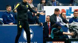 L'entraîneur de Dortmund furieux d'avoir dû faire jouer son équipe 24h après
