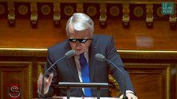 Pourquoi Jean-Marc Ayrault a félicité... Jean-Marc Ayrault pendant le discours de politique