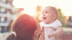 """""""Pourquoi la naissance de ma fille a été un déclic dans ma vie"""