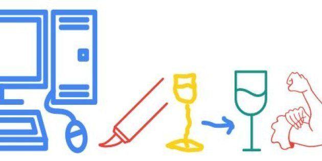 La rédaction du HuffPost a testé AutoDraw, l'intelligence artificielle de Google qui nous aide à