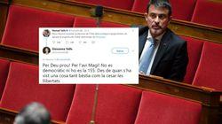 La sœur de Valls n'est pas d'accord avec sa position sur la Catalogne et le fait