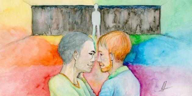 Damien Gorisse J ai pris conscience que j étais homosexuel à 35 ans