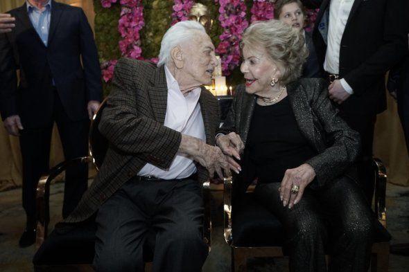 Avec sa femme, Anne Buydens, avec laquelle il a partagé 62 ans de vie
