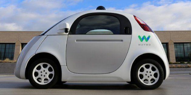 Les Google Car sont maintenant