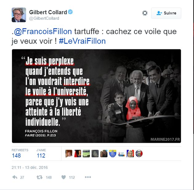 Pourquoi François Fillon a raison de prendre la campagne calomnieuse