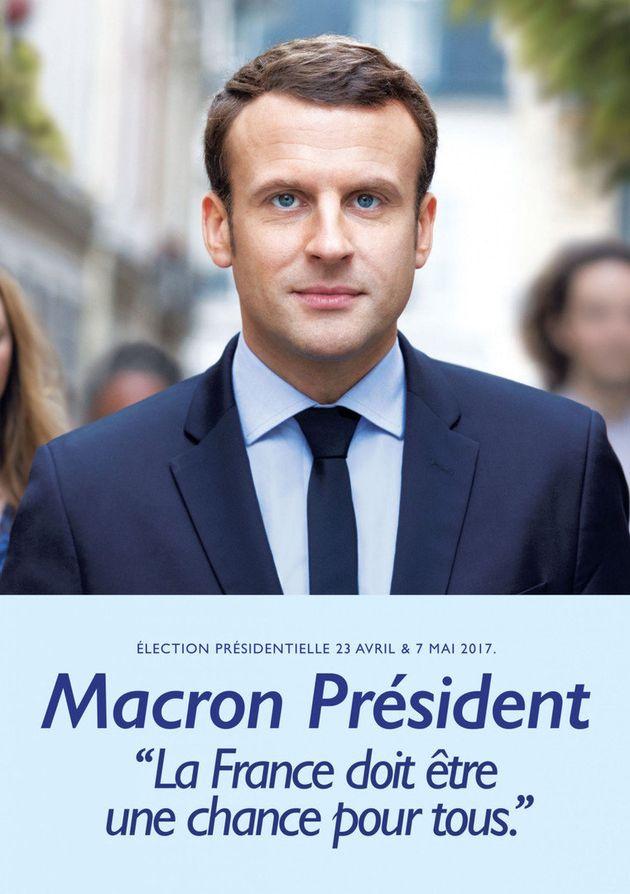 On a regardé quel candidat à la présidentielle a le mieux utilisé Photoshop pour son affiche de