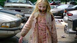 Avez-vous remarqué le retour du tout 1er zombie de la série
