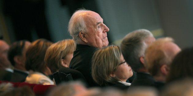 Helmut Kohl, un monument de l'Allemagne et de