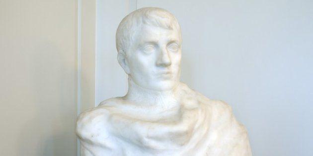 Après avoir servi de décoration pendant 80 ans, une œuvre de Rodin vient d'être retrouvée par