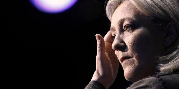 La justice demande la levée de l'immunité parlementaire de Marine Le Pen, selon