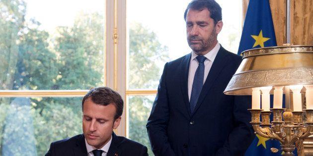 Christophe Castaner choisi par Macron pour diriger La République En