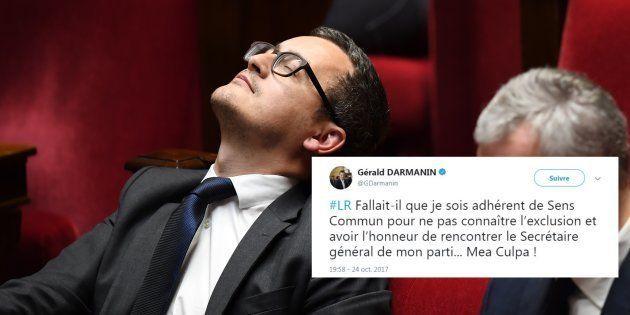 Les pro-Macron exclus mais Sens Commun simplement convoqué: Darmanin