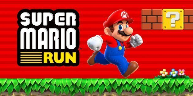 Super Mario Run n'est pour l'instant pas disponible sur