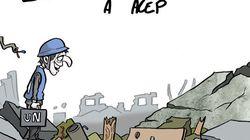 À Alep, l'ONU sait exactement quoi faire et comment le