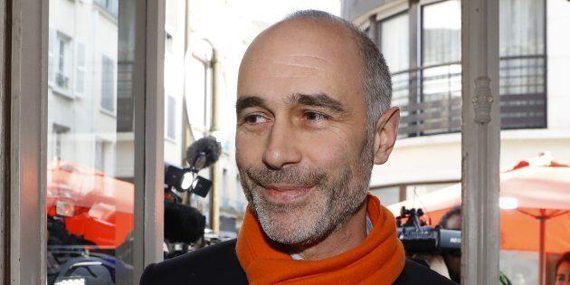 Gilles Boyer à Boulogne-Billancourt le 12 octobre