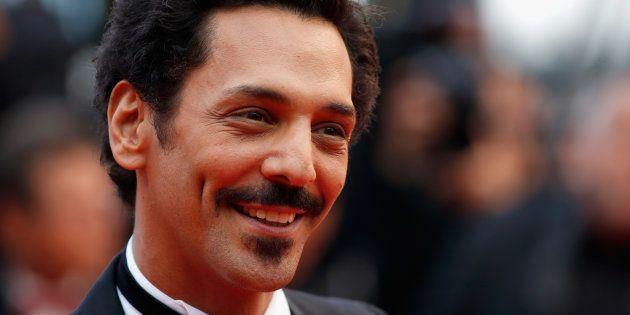Tomer Sisley au Festival de Cannes