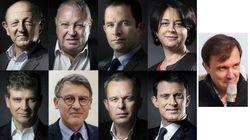Qui sont les neuf candidats qui veulent participer à la