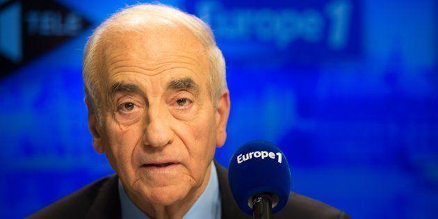 Jean-Pierre Elkabbach pourrait quitter Europe 1 et rejoindre i-Télé pour une émission