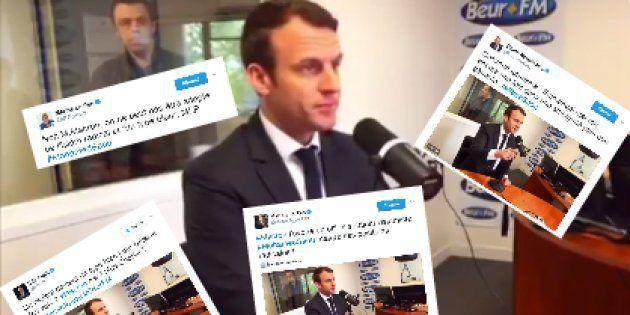 Polémique Mohamed Saou: quand les fillonistes et le FN chassent le Macron en