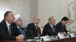 Chine, Russie, Iran, Pakistan d'accord sur le dossier