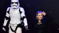 Finalement Carrie Fisher n'apparaîtra pas dans