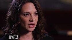 Affaire Weinstein: le récit glaçant d'Asia Argento dans
