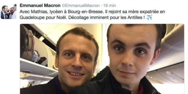 La gaffe qu'Emmanuel Macron va traîner pendant son voyage aux