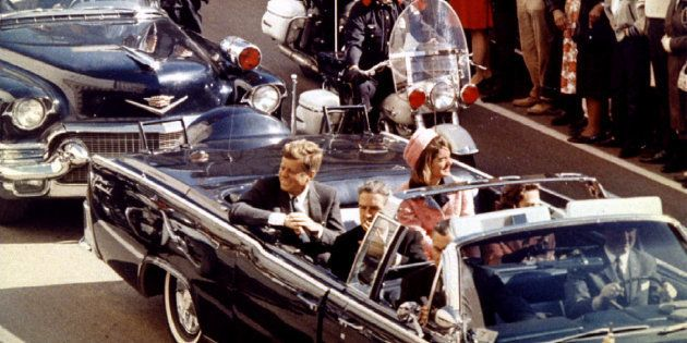Washington a mis en ligne 2891 dossiers sur l'assassinat de John F. Kennedy à Dallas le 22 novembre