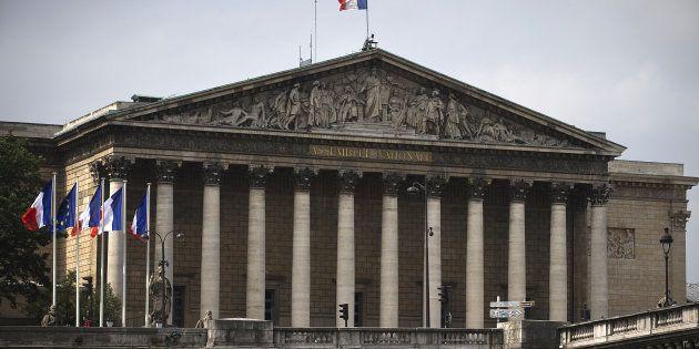 L'Assemblée nationale, le 15 juin 2015 à