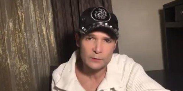 L'ex enfant star Corey Feldman promet de dévoiler la pédophilie à