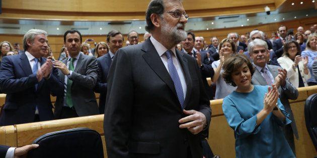 Madrid autorisé à placer la Catalogne sous tutelle en réponse à la déclaration d'indépendance de la