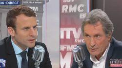 Avec Macron, Bourdin a poussé un peu loin le concept d'entretien