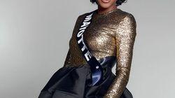 Les internautes l'attendaient, la chute de Miss Mayotte est