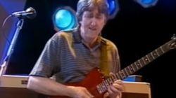Le guitariste virtuose Allan Holdsworth est
