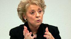 Nelly Olin, ancienne ministre de l'Écologie de Jacques Chirac, est