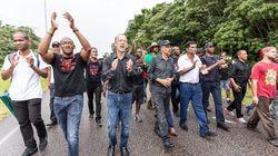 Les barrages en Guyane refermés jusqu'à la signature d'un accord avec le