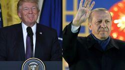 Contrairement aux Européens, Trump félicite Erdogan pour sa victoire au