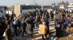 7000 personnes ont pu être évacuées