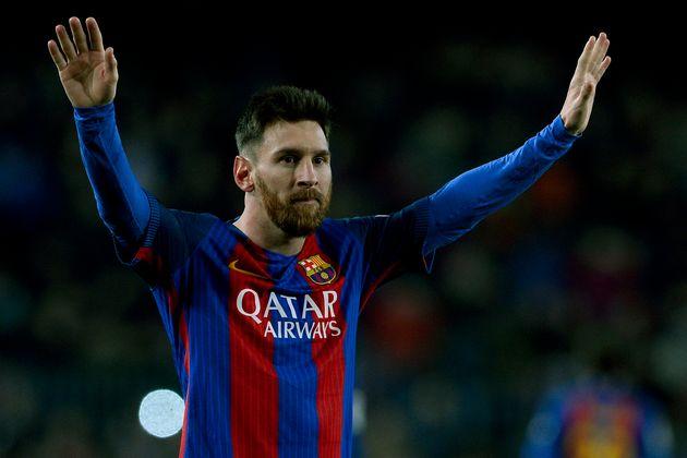 Lionel Messi dimanche 18